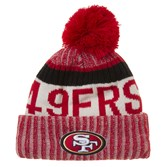 New Era Nfl San Francisco 49ers Beanie