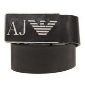 Armani Jeans Plaque Belt