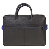 Armani Jeans Textured Briefcase