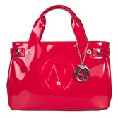 Armani Jeans Small Patent Handbag