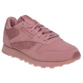 Reebok Classic Leather Lace Sneakers