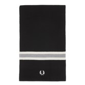 Fred Perry Merino Wool Scarf
