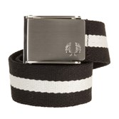 Fred Perry Jacquard Webbed Belt