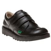 Kickers Kick Low Velcro Shoes - Baby