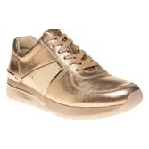 Michael Kors Allie Plate Wrap Sneakers