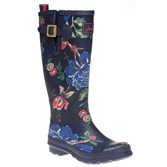 Joules Welly Print Boots