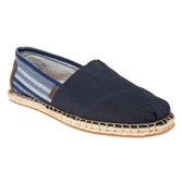Toms Classic Hemp Stripe Shoes