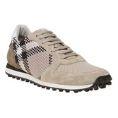 Burberry Travis Woven Sneakers