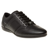 Versace Collection Formal Snake Runner Sneakers