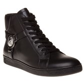 Versus Lion Hi-Top Ii Sneakers